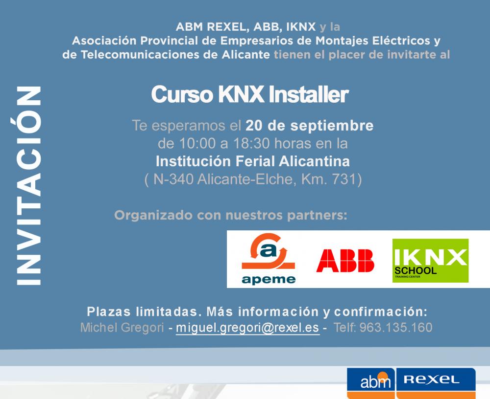 invitacion KNX